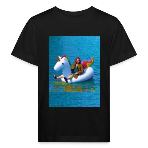 René Unicorn - Kinderen Bio-T-shirt