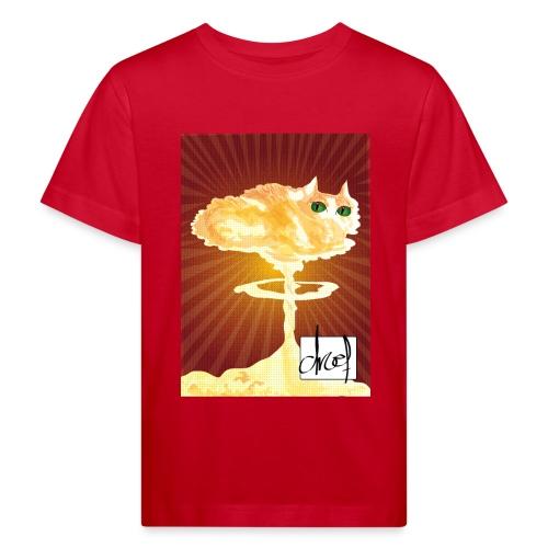 Atoompoes - Kinderen Bio-T-shirt