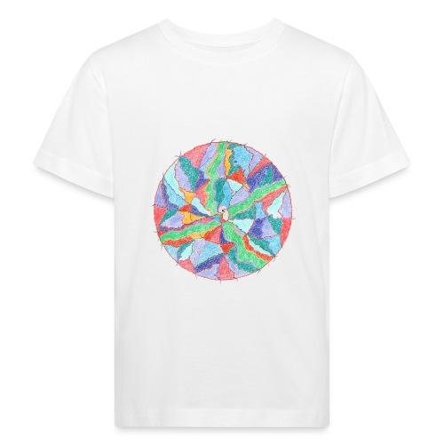 Creativity Nourishment originale JPG png - Maglietta ecologica per bambini