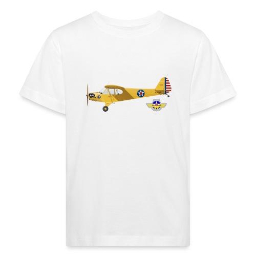 Piper Cub Spirit of Lewis - T-shirt bio Enfant