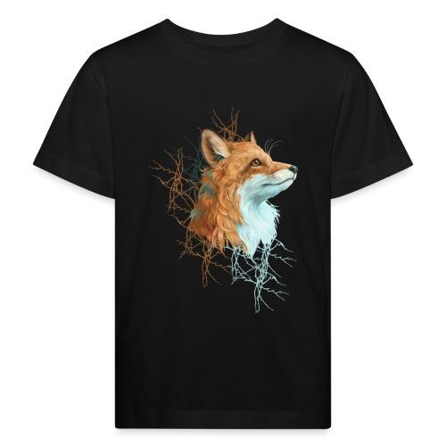Happy the Fox - Kinder Bio-T-Shirt