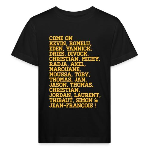 duivelse voornamen - T-shirt bio Enfant