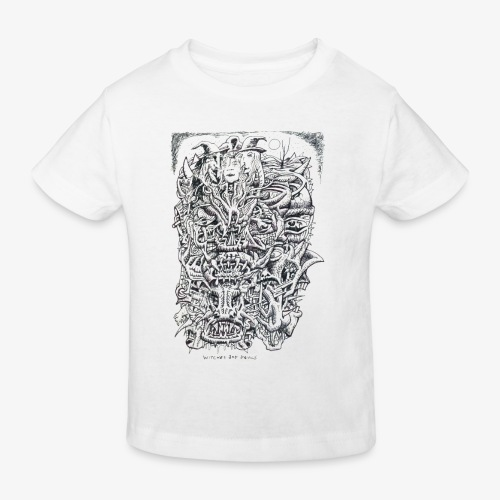 Witches And Devils - Kids' Organic T-Shirt