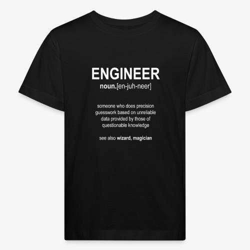 Engineer Def. 01 - T-shirt bio Enfant