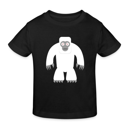 Yeti - Kinder Bio-T-Shirt