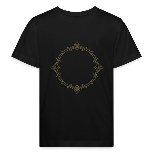 MONOGRACIA | BY VALORSTUDIO | - Kinderen Bio-T-shirt