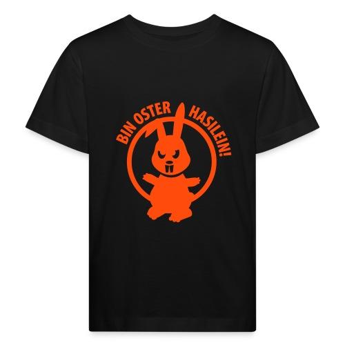 Osterhase, einmal anders, jetzt kaufen - Kinder Bio-T-Shirt