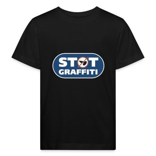 Støt Graffiti - 2wear Classics - Organic børne shirt