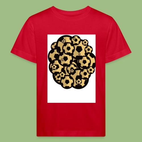 Fotball of footballs - Ekologisk T-shirt barn