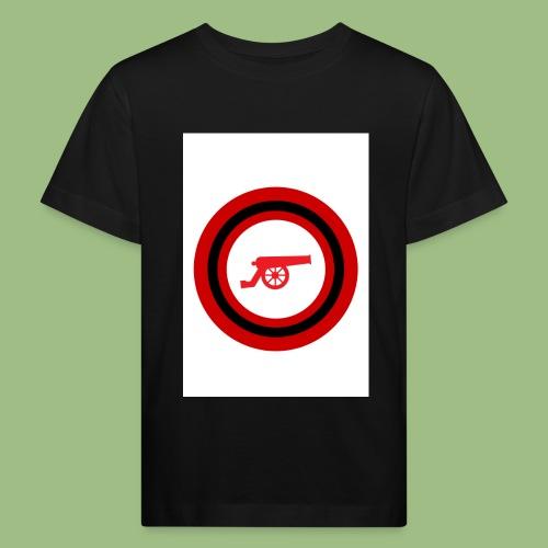 Cannon - Circle - Ekologisk T-shirt barn