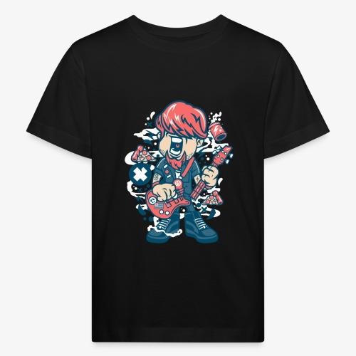 Guitariste - T-shirt bio Enfant