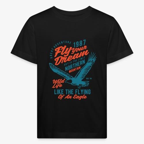 Stehlen Sie Ihren Traum - Kinder Bio-T-Shirt