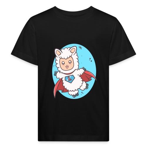 Super Llama - Organic børne shirt