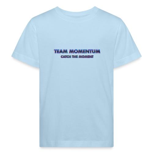 Team Momentum Retro style - Ekologisk T-shirt barn