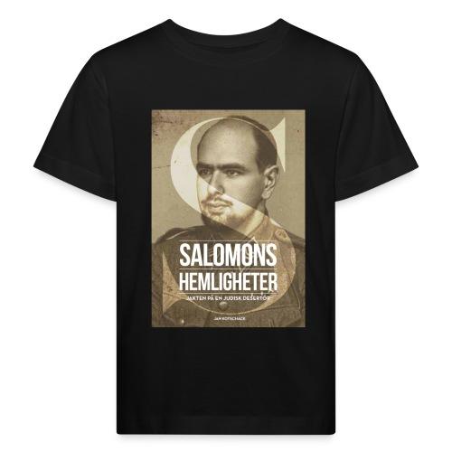 Salomons hemligheter - Ekologisk T-shirt barn