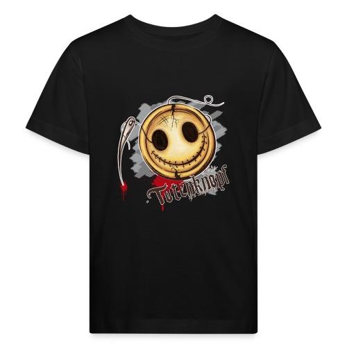 Totenknopf - Kinder Bio-T-Shirt