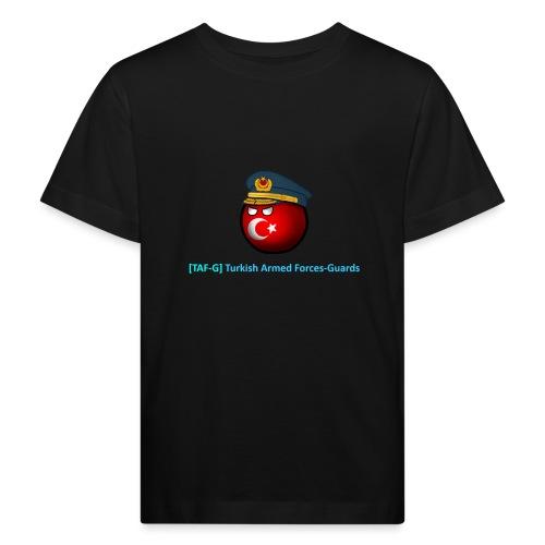 World of tanks - TAF-G clan gear! - Kids' Organic T-Shirt