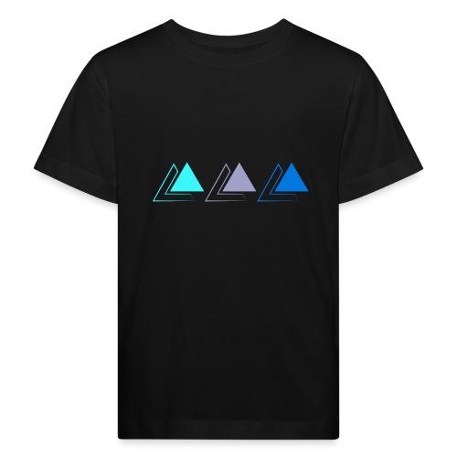 triple pyramide - T-shirt bio Enfant