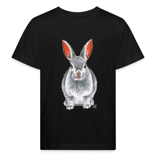 Hase - Kinder Bio-T-Shirt
