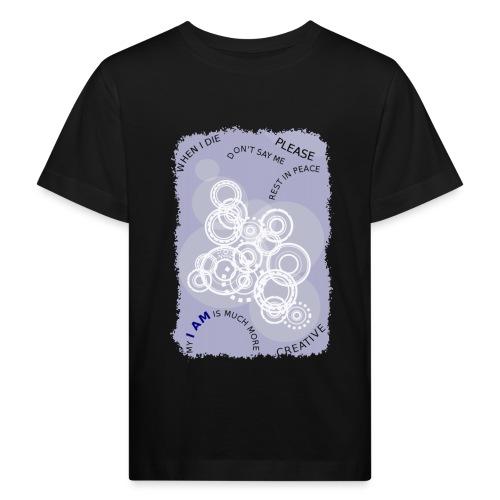 I AM MUCH MORE (donna/woman) - Maglietta ecologica per bambini