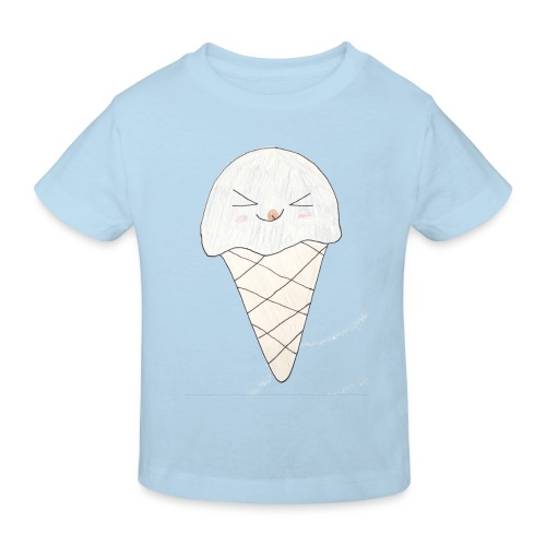 Kids for Kids: Icream 2 - Kinder Bio-T-Shirt