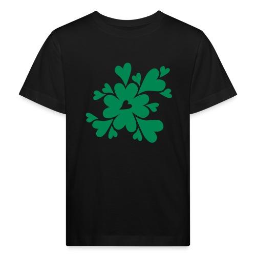 HJÄRTAN - Ekologisk T-shirt barn