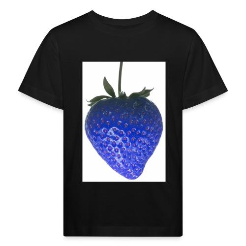 Fraise bleue - T-shirt bio Enfant