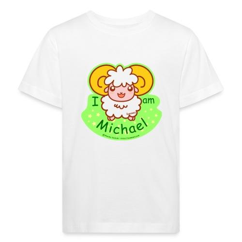 I am Michael - Kids' Organic T-Shirt