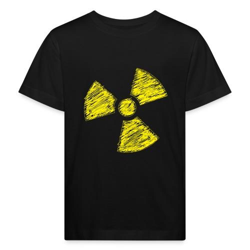 Radioactive - Kinderen Bio-T-shirt