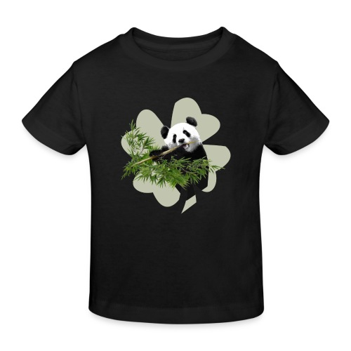 My lucky Panda - T-shirt bio Enfant