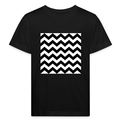 zigzag png - T-shirt bio Enfant