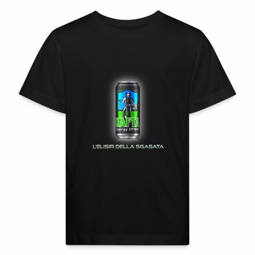 Nafta Energy Drink - Maglietta ecologica per bambini