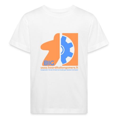 BIG - Maglietta ecologica per bambini