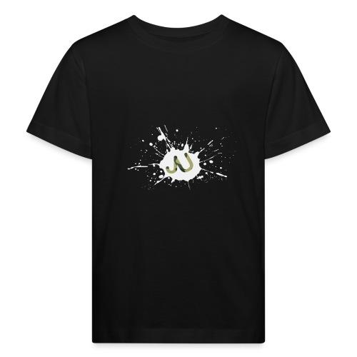 logo2 6 pinkki - Lasten luonnonmukainen t-paita