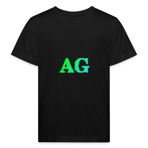 ATG Games logo - Lasten luonnonmukainen t-paita