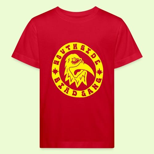 YELLOW EAGLE LOGO - Lasten luonnonmukainen t-paita