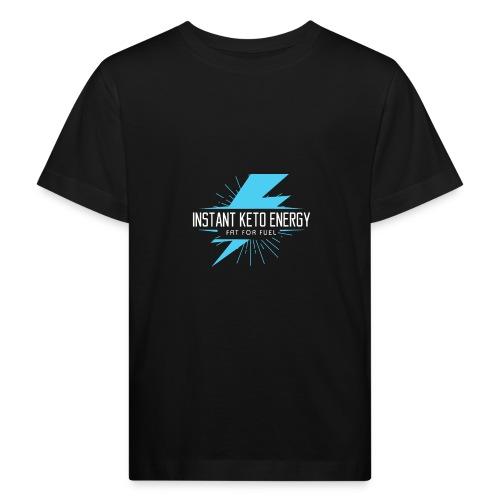 instantketoenergy - Kinder Bio-T-Shirt