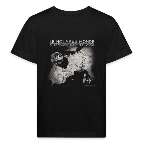 euroregions BLANC - T-shirt bio Enfant