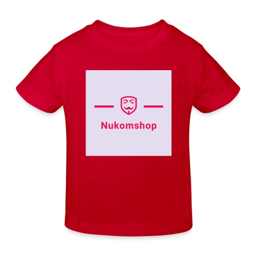 logo - Kinder Bio-T-Shirt