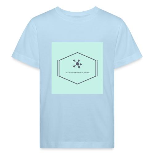 Ich bin nicht so dumm wie du aussiehst - Kinder Bio-T-Shirt