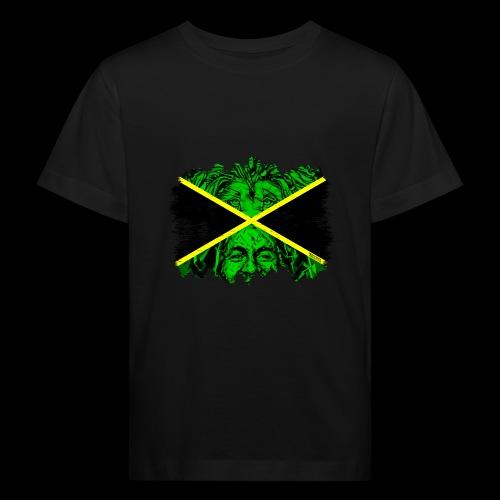 LION BOB JAMAICA - Kinder Bio-T-Shirt