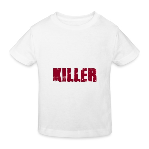 Serial Killer - Kinder Bio-T-Shirt