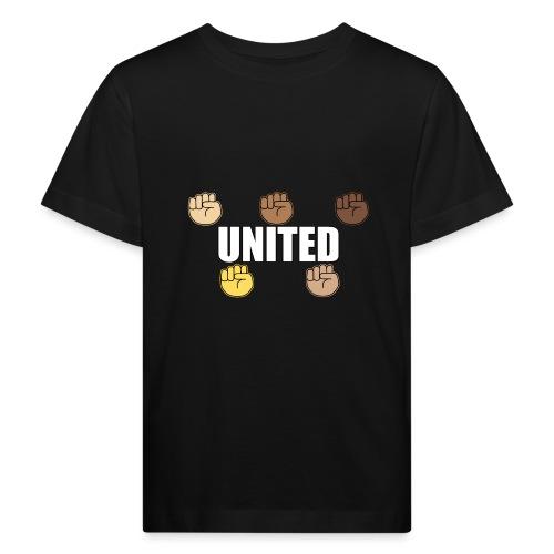 Gemeinsam gegen Rassismus - Kinder Bio-T-Shirt