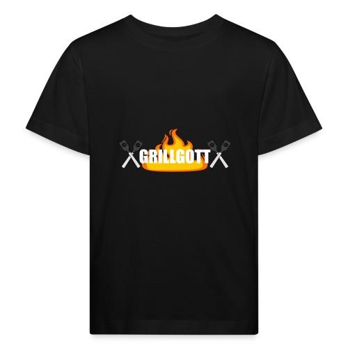 Grillgott Barbecue Experte - Kinder Bio-T-Shirt