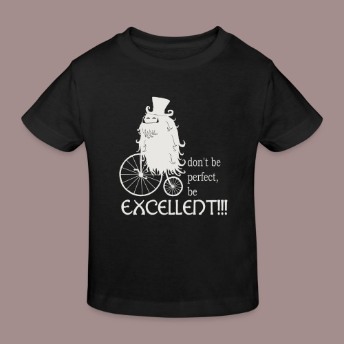 Excellent1 - Kinder Bio-T-Shirt