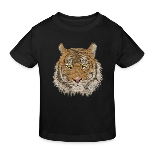 Tiger - Kinder Bio-T-Shirt
