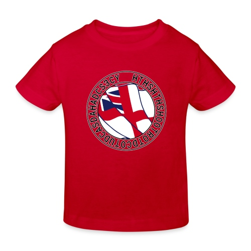 Hands to Harbour Stations (DC) - Kids' Organic T-Shirt