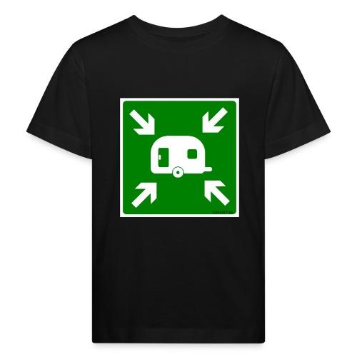 Meeting Point Caravan - Kinder Bio-T-Shirt