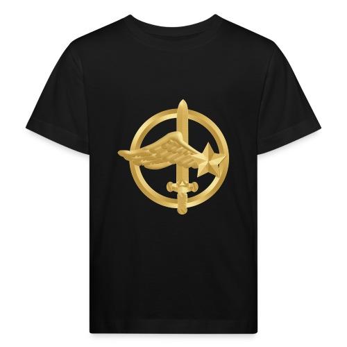 Tasse Fusiliers Commandos de l'Air - T-shirt bio Enfant