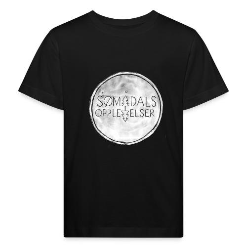 Sømådalsopplevelser - Økologisk T-skjorte for barn